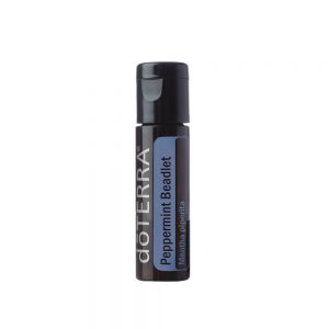 Peppermint Beadlet from doTERRA - Experience a refreshing, invigorating burst of Peppermint in the convenience of a dissolving beadlet.