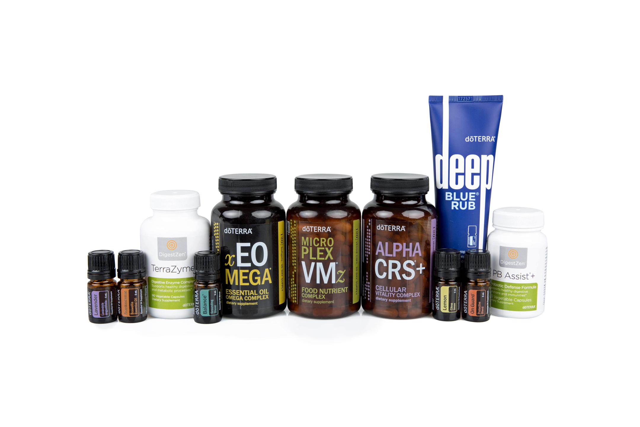 Healthy Habits Kit - This is the most anticipated enrollment kit in the history of doTERRA, especially after our 2019 Healthy Habits for Life—Spring Tour. SKU 60209837 $195.00 Wholesale 125 PV