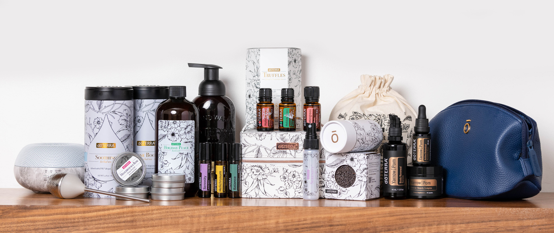 doTERRA Holiday Products for 2019